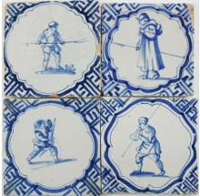Figures (Wanli), 17th century