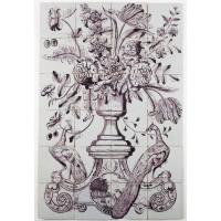 Flower vase, c. 1780