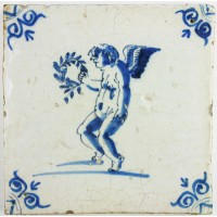 Cupid with laurel wreath, c. 1640